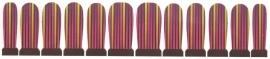 Artnr: 29886241 WD A1-24 Pink Stripe