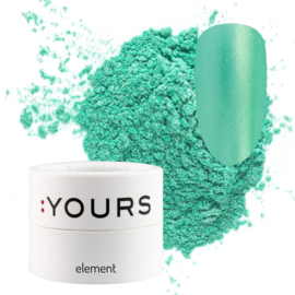 : Yours - Element -Green Leaves