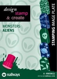 Nailways - Monsters - 22. Aliens