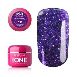 Base One - UV COLOR GEL - Las Vegas - 12. Binion's Purple