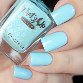 Whats Up Nails - Nail Polish - WNP015. Lost Frost