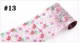 Exclusieve Foil #13 - Sweet Bloom