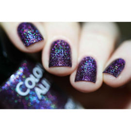 Colour Alike -  Nail Polish - The Butterfly Lovers - 627. Butterfly Dance (Ultra Holographic)