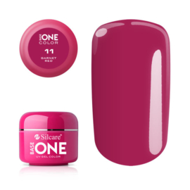 Base One - UV COLOR GEL - 11. Garniet Red