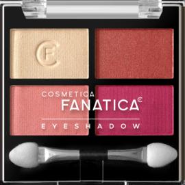 Fanatica - Quattro Eyeshadow - Pinks
