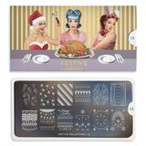 MoYou London - Stamping Plate - Festive 13