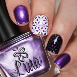 Lina - Stamping polish - Meet me at Bourbon