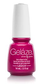China Glaze - Geláze - Color 81678 - Caribbean Temptation