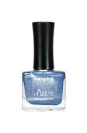 Lina - Stamping polish - Vamping my Style