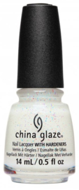China Glaze - Nail Polish - 84844  - White Hot collection - Spritzer Sister