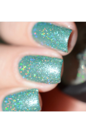 Lina - Pixiedust - Holo-Glitter Powder - Glam claws