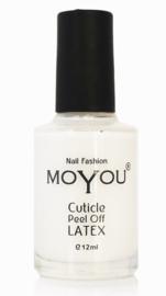 Moyou Nail Fashion - Latex Cuticle Peel Off