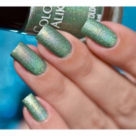 Colour Alike -  Nail Polish - 600. Village V. (Holographic)
