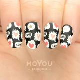MoYou London - Stamping Plate - Princess 19