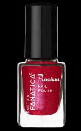 Cosmetica Fanatica - Premium Nail Polish - 240.  Sparkeling Red Wine