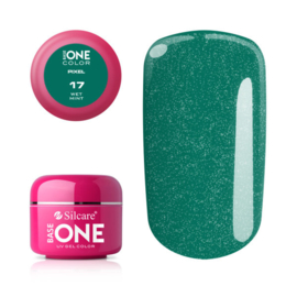 Base One - UV COLOR GEL - Pixel - 17. Wet Mint