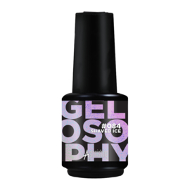 Gelosophy - Soak Off Polish - #084. Shaved Ice