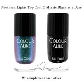 Colour Alike - Nail Polish - Topcoat - 726. Northen Lights