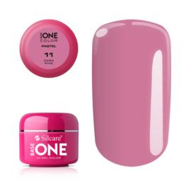 Base One - UV COLOR GEL - Pastel - 11. Dark Pink