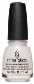 China Glaze - Nail Polish - 84848  - White Hot collection - Sauvignon & On