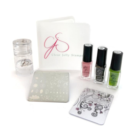 Clear Jelly Stamper - Kit - Baby Bling Jr. Starter Kit