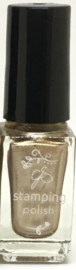 Clear Jelly Stamper Polish - #51 Bring on the Bubbly