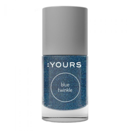 Yours Cosmetics - Stamping Polish - 16. Blue Twinkle