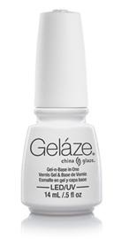 China Glaze - Geláze - Color 81614 - White on White