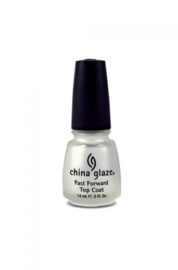 China Glaze - Top Coat - FAST FORWARD