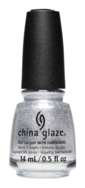 China Glaze - Nail Polish - 84918 - TINSEL TOWN