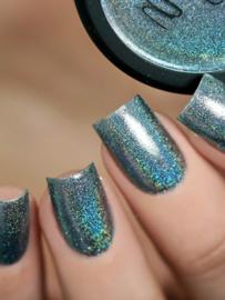 Lina - Pixiedust - Holo-Glitter Powder - Graphite delight