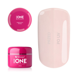 Silcare - Base One - UV GEL Builder - French Pink (250gr)