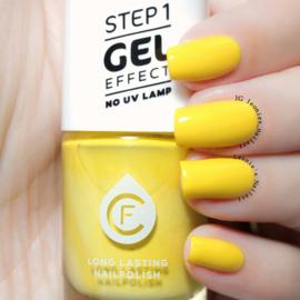 CF Gel Effekt Nagellak - Step 1 - 131. Pearl Yellow