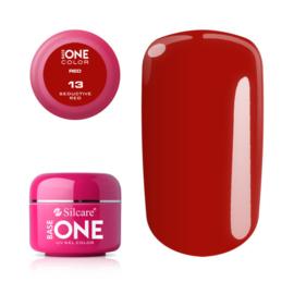 Base One - UV RED GEL - 13. Seductive Red