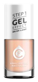 CF Gel Effekt Nagellak - Step 1 - 104. Soft Pink