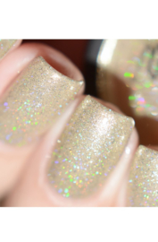 Lina - Pixiedust - Holo-Glitter Powder - Goldy but goody!