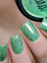 Lina - Pixiedust - Holo-Glitter Powder - Limelight