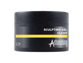 Astonishing - Sculpting Gel - Clear