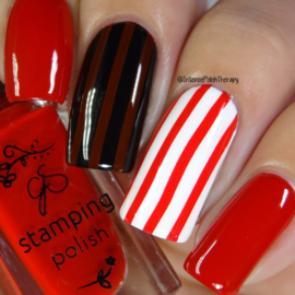 Clear Jelly Stamper Polish - #62 Vixen