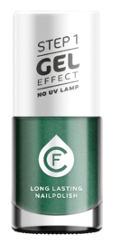 CF Gel Effekt Nagellak - Step 1 - 516. Fir Green