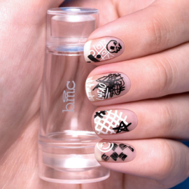 Bundle Monster - Nail Art Stamping Set 451 - Special FX
