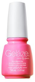 China Glaze - Geláze - Color 82222 - Bottoms Up