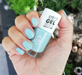 CF Gel Effekt Nagellak - Step 1 - 514. Hell Mint