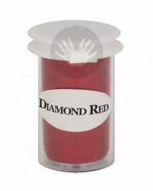 Nail Foil - Diamond Red