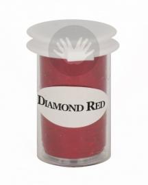 Nail Foil - Diamond Red