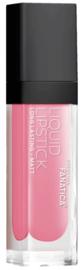 Fanatica - Liquid Lip Color Matt - 4. Delicious Pink