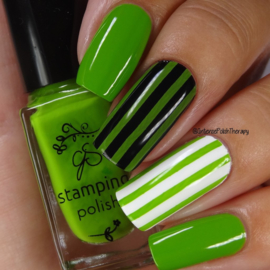 Clear Jelly Stamper Polish - #87 Enlighten MINT