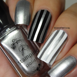 Clear Jelly Stamper Polish - #4 Steal the Show