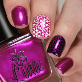 Lina - Stamping polish - Your Float or mine?