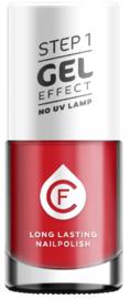 CF Gel Effekt Nagellak - Step 1 - 234. Hibicus Pink